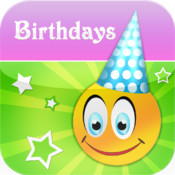 Birthday Calendar Pal icon