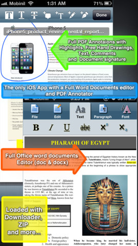 iDocs iPhone App Review - Appbite com