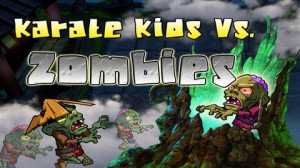 zombies-karate-kids-iphone-game-review