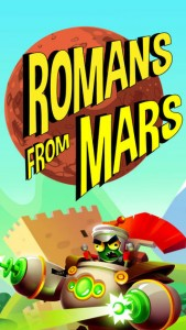 romans-from-mars-iphone-game-review