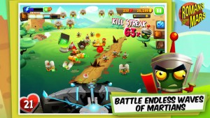 romans-from-mars-iphone-game-review-battle