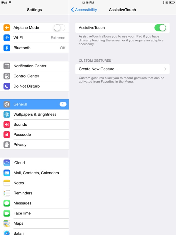 How To Create A Virtual Home Button On